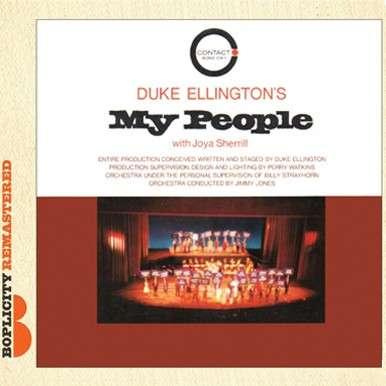 My People - Duke Ellington - Musik - BOPLICITY - 0029667060929 - September 4, 2014