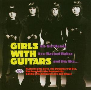 Girls With Guitars - Various Artists - Musik - ACE RECORDS - 0029667198929 - April 26, 2004