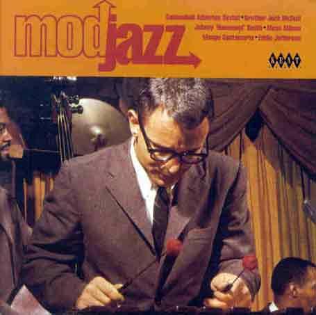 Mod Jazz - Various Artists - Musik - KENT - 0029667213929 - September 30, 1996