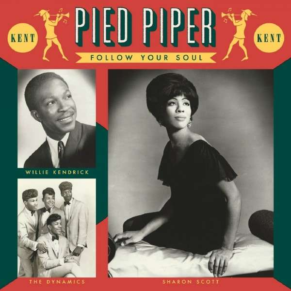 Pied Piper: Follow Your Soul - V/A - Musik - KENT DANCE - 0029667242929 - May 28, 2015