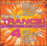 This Is Trance 4 - V/A - Musik - MVD - 0030206063929 - September 26, 2013