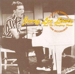 25 All-Time Greatest Sun - Jerry Lee Lewis - Musik - VARESE SARABANDE - 0030206612929 - June 30, 1990
