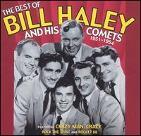 Bill Haley & His Comets - The Best Of 1951-1954 - Haley,bill & Comets - Musik - VARESE SARABANDE - 0030206654929 - March 30, 2004