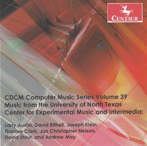 Cdcm Computer Music V.39 - V/A - Musik - CENTAUR - 0044747321929 - April 11, 2013