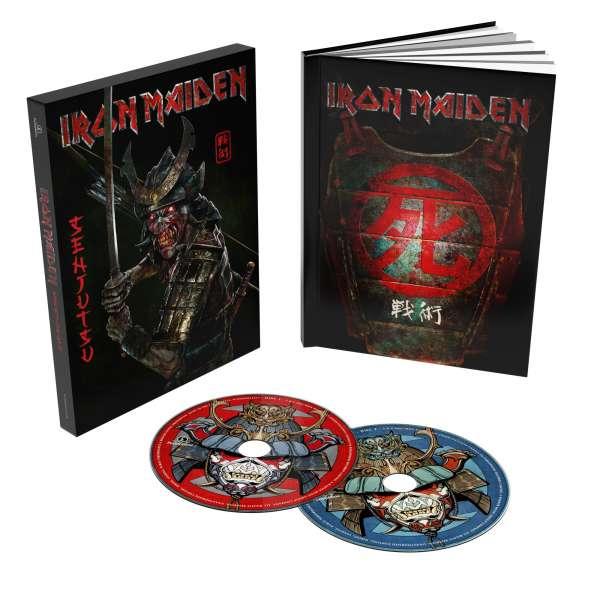 Senjutsu - Iron Maiden - Musik - PARLOPHONE - 0190295015930 - September 3, 2021