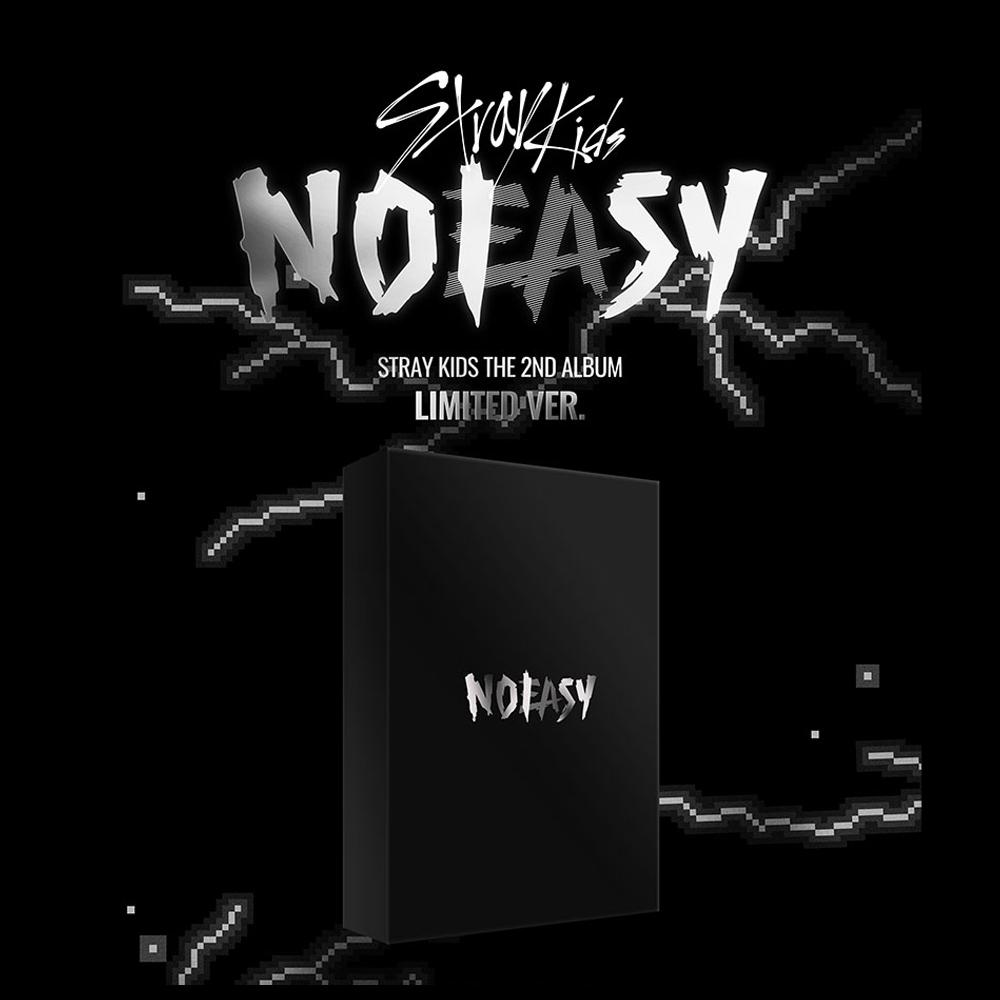 [NOEASY] - LIMITED EDITION - STRAY KIDS - Musik -  - 9957226552930 - August 27, 2021