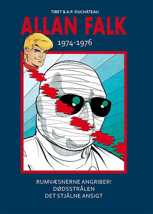 Allan Falk: Allan Falk 1974-1976 - Duchâteau - Bøger - Forlaget Zoom - 9788770211932 - July 30, 2021