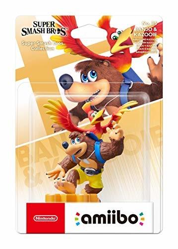AMIIBO Banjo Kazooie - Jeux - Jouets - Merchandise -  - 0045496380939 - March 26, 2021