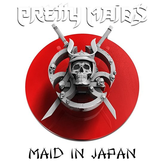 Maid in Japan - Future World Live (30th Anniversary) - Pretty Maids - Musik - FRONTIERS - 8024391102947 - May 22, 2020