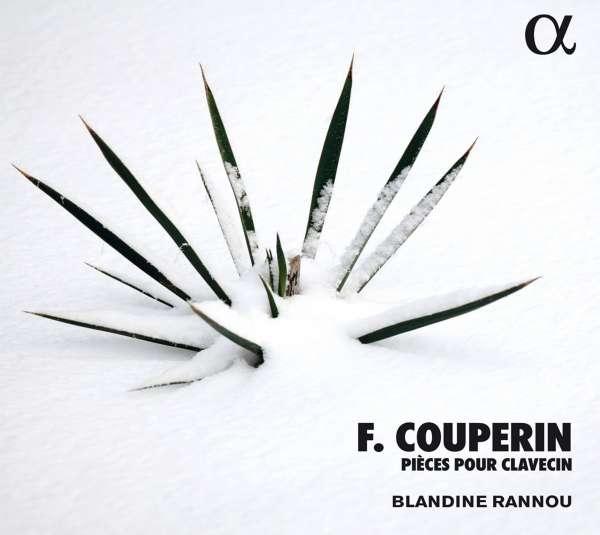 Pieces Pour Clavecin - F. Couperin - Musik - ALPHA - 3760014194948 - August 2, 2019