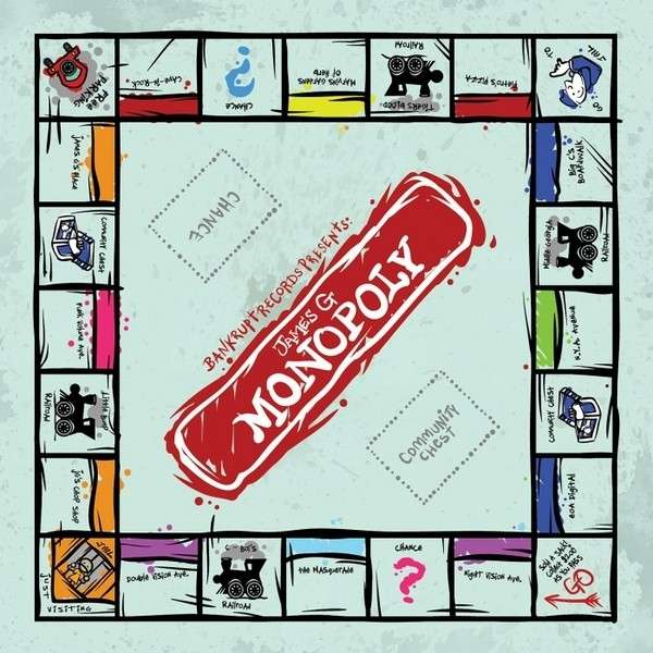 Monopoly - Bankrupt Records - Musik - CD Baby - 0029882560952 - February 8, 2013