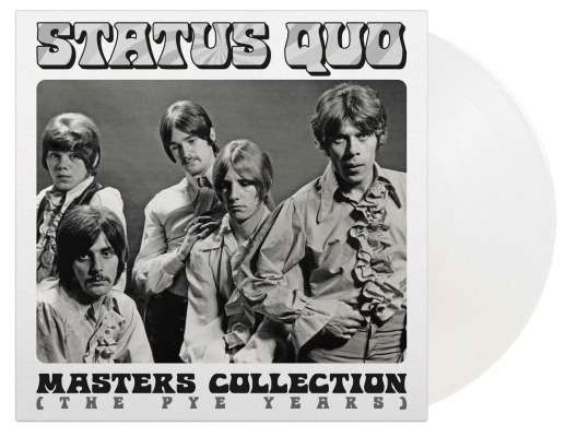 Masters Collection: The PYE Years (Ltd. White Vinyl) - Status Quo - Musik - MUSIC ON VINYL - 8719262018952 - October 15, 2021
