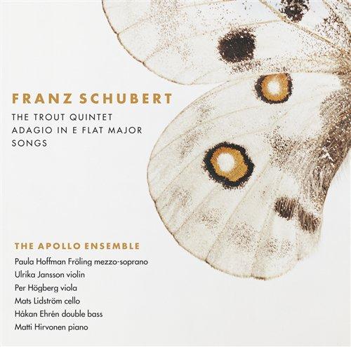 Franz Schubert - Apollo Ensemble - Musik - CAPRICE - 7391782215953 - November 29, 2019