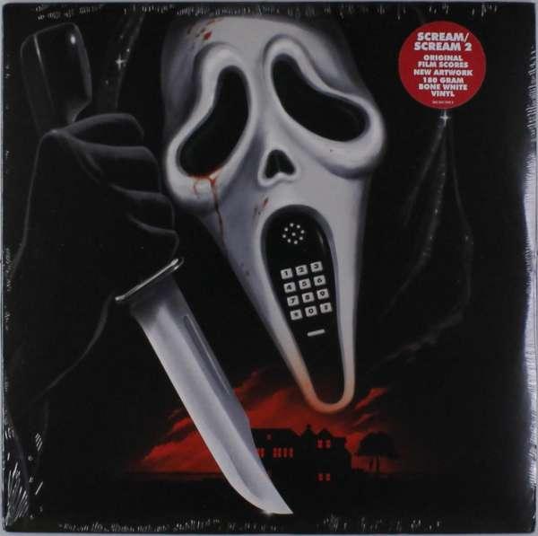 Scream / Scream 2 - Beltrami, Marco / OST - Musik - SOUNDTRACK/SCORE - 0030206595956 - November 10, 2016