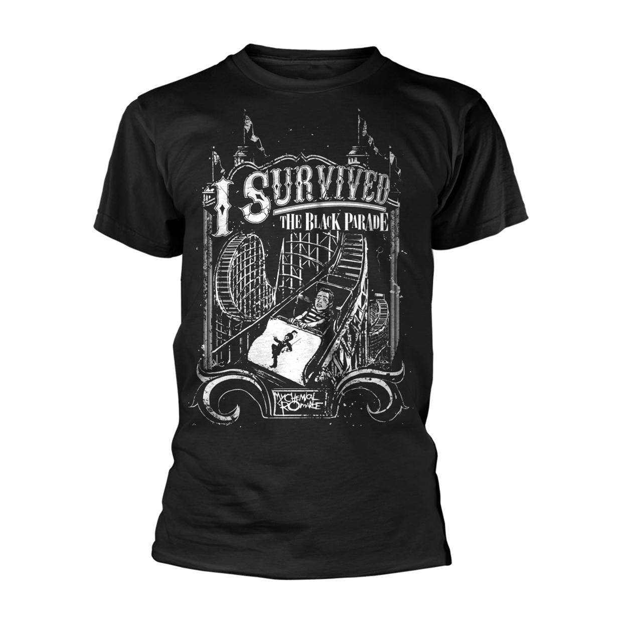 I Survived - My Chemical Romance - Merchandise - PHM - 0803343163957 - July 17, 2017