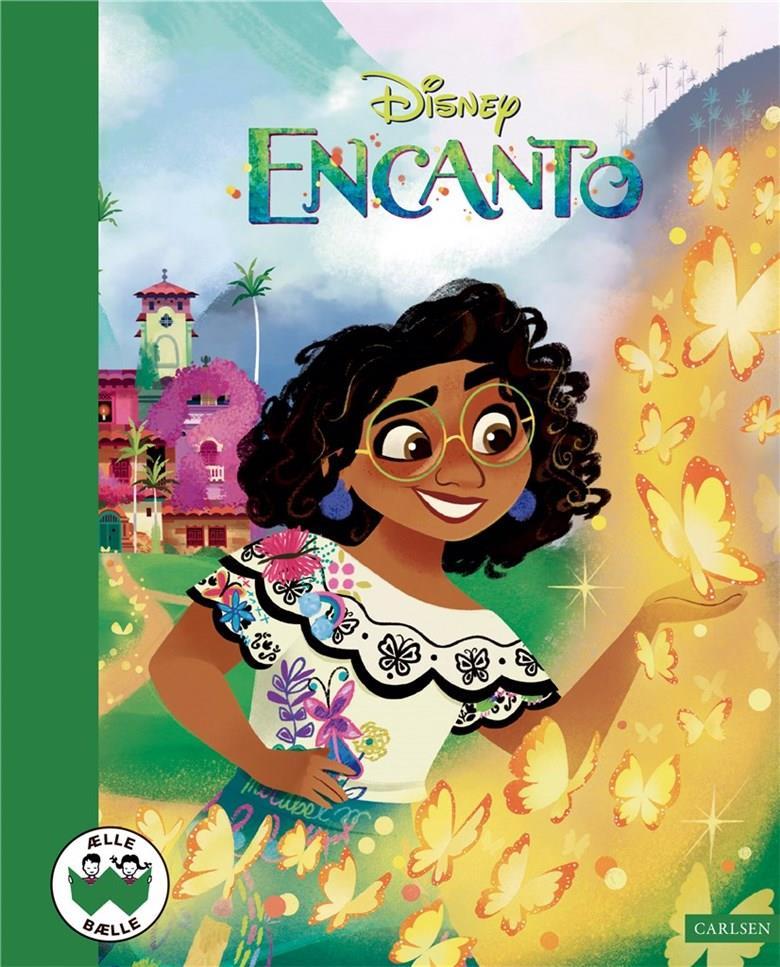 Ælle Bælle: Encanto - Disney - Bøger - CARLSEN - 9788727004969 - January 11, 2022