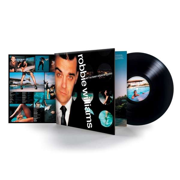 I've Been Expecting You - Robbie Williams - Musik - ISLAND - 0602435503981 - September 24, 2021