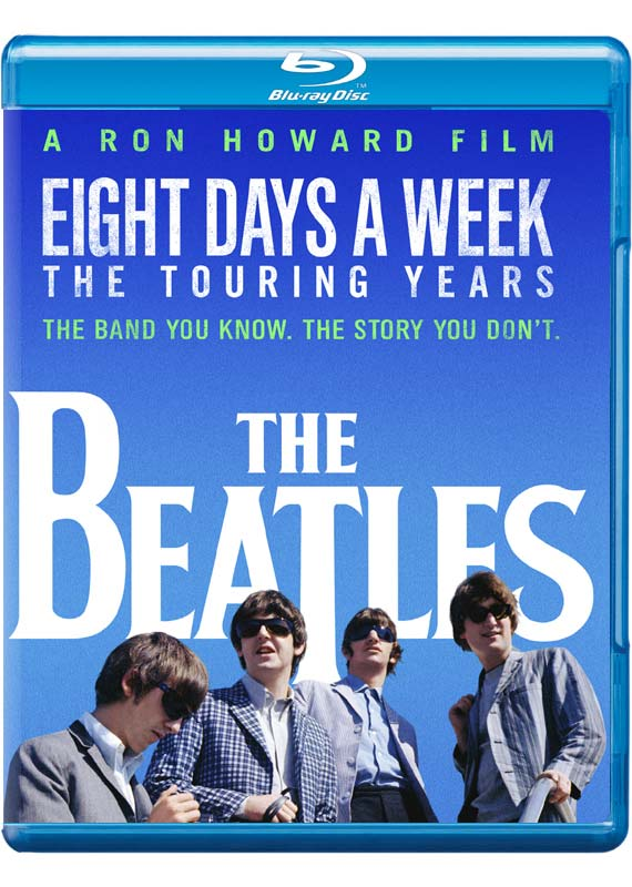 Eight Days a Week - The Touring Years - The Beatles - Film -  - 5705535057981 - February 2, 2017