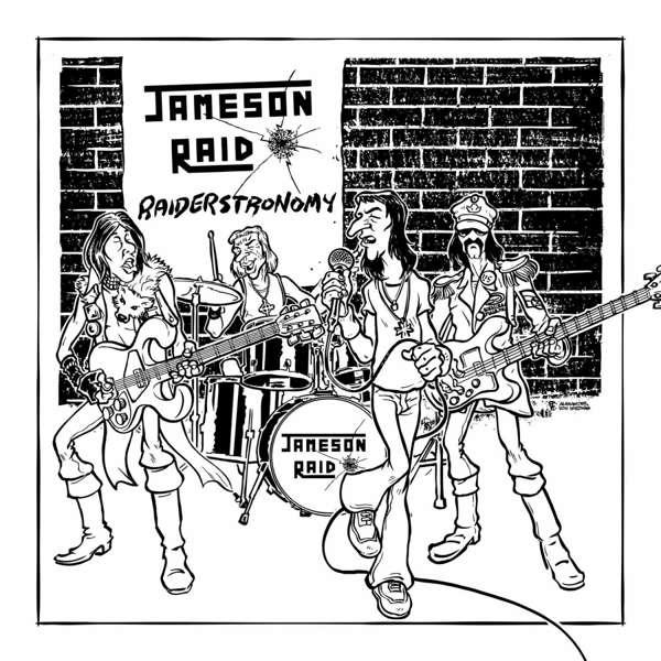 Raiderstronomy - Jameson Raid - Musik - SOULFOOD - 4251267704996 - July 31, 2021