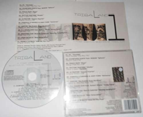 Tribaland Collection Vol 1 - V/A - Musik - GLOBAL NET - 0000080325000 - April 7, 2003