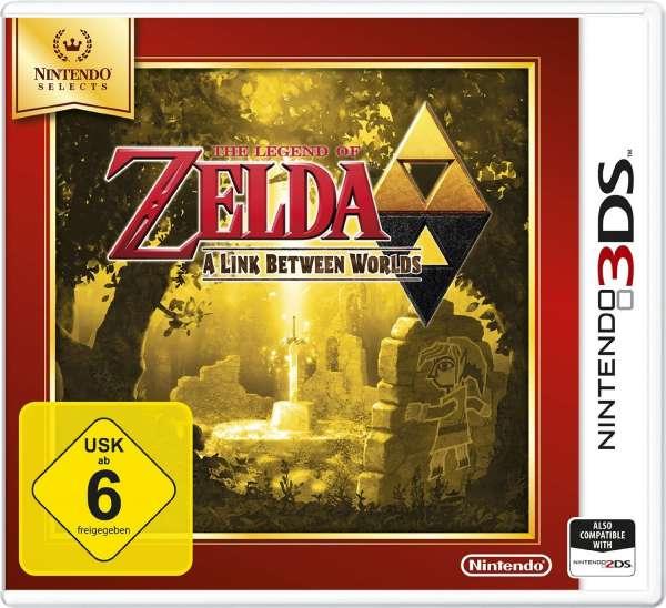 Legend of Zelda,Worlds,N3DS.2231140T2 -  - Bøger -  - 0045496529000 -