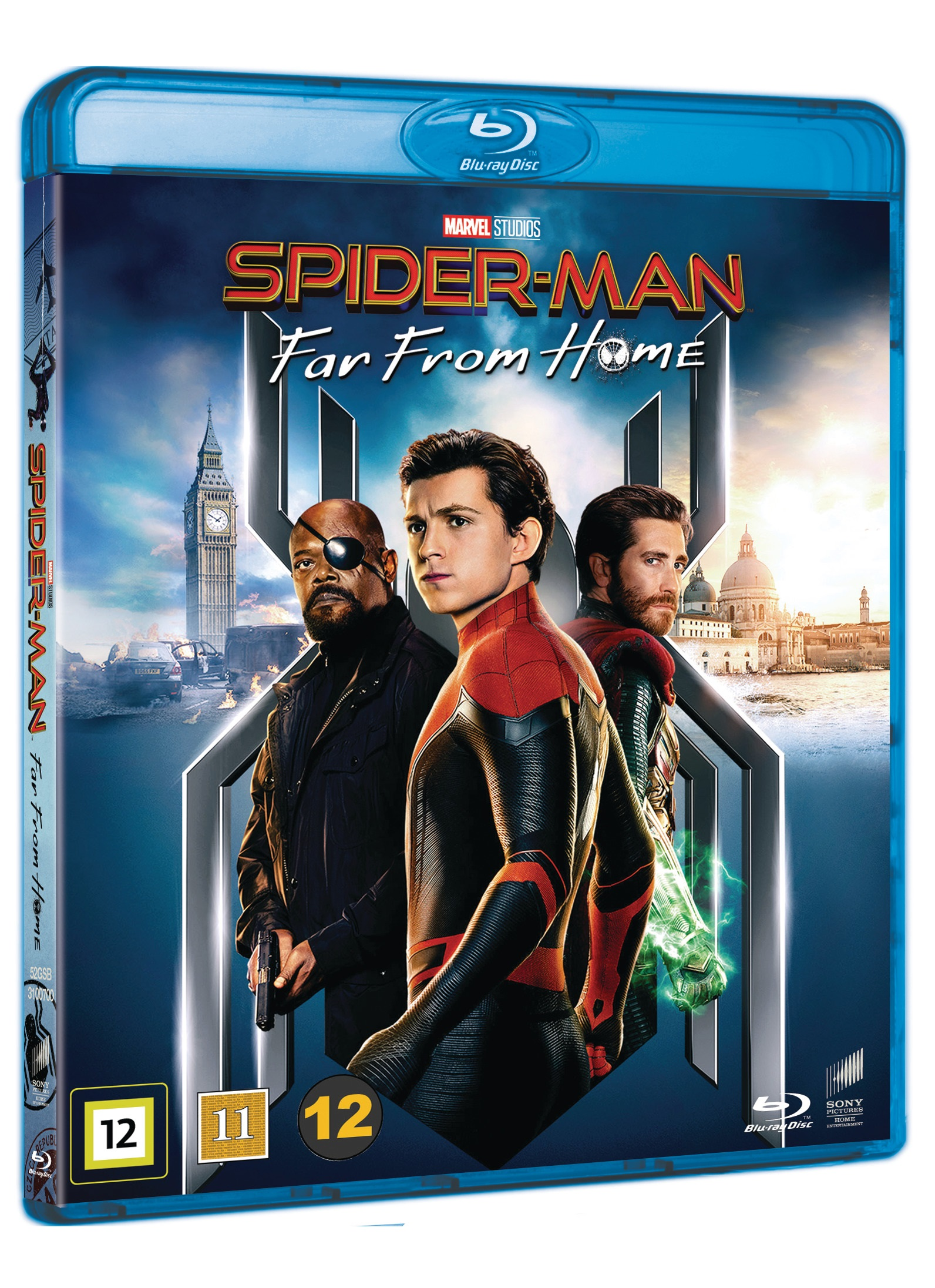 Spider-man: Far from Home -  - Film -  - 7330031007000 - 21/11-2019