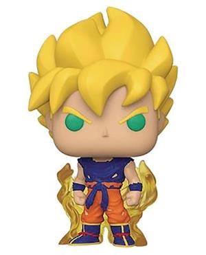 Funko Pop! Animation: DBZ S8- SS Goku (First Appearance) - Figurine - Merchandise - FUNKO UK LTD - 0889698486002 - June 30, 2021