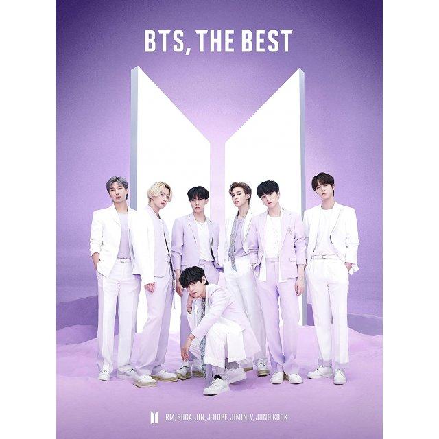 THE BEST -C VERSION- - BTS - Musik -  - 4988031427002 - 16/6-2021