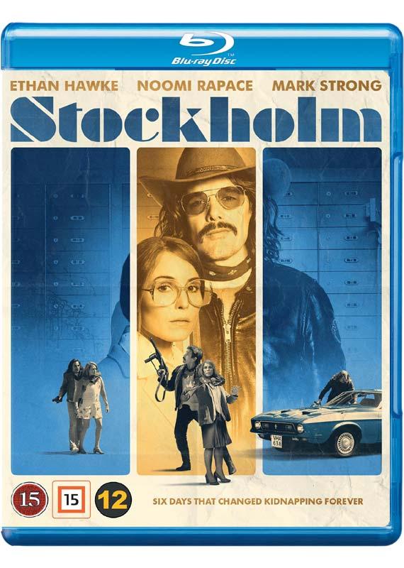 Stockholm -  - Film -  - 5706169002002 - 21/11-2019