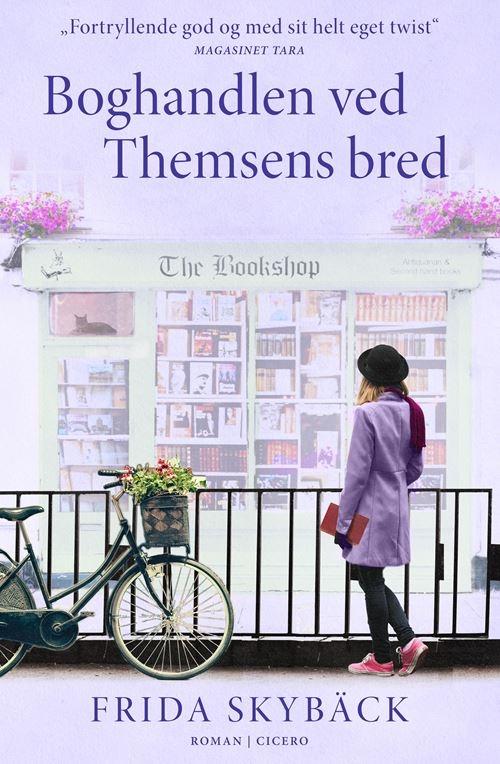 Boghandlen ved Themsens bred - Frida Skybäck - Bøger - Cicero - 9788763866002 - May 7, 2021