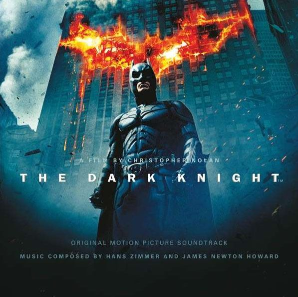 The Dark Knight - Original Soundtrack - Musik - WEA - 0093624986003 - 15/7-2008