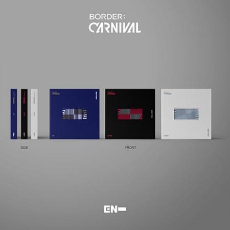 BORDER : CARNIVAL - ENHYPEN - Musik -  - 8809704421003 - May 3, 2021