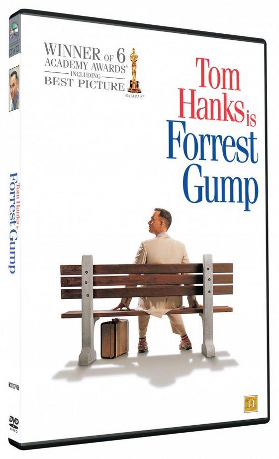 Forrest Gump -  - Film - PARAMOUNT - 7332431025004 - 12/12-2006