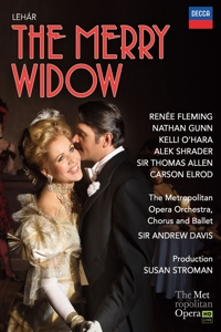 Merry Widow - F. Lehar - Film - DECCA - 0044007439005 - 12/11-2015