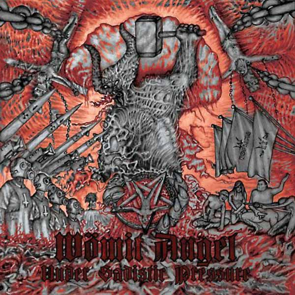 Under Sadistic Pressure - Womit Angel - Musik - REAPER METAL PRODUCTIONS - 0752785898005 - February 19, 2021