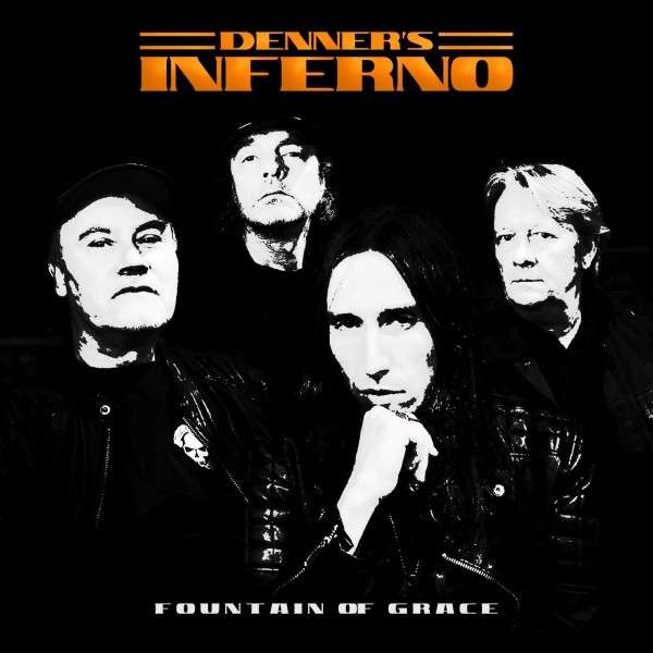 Fountain of Grace (EP) - Denner's Inferno - Musik - SPV - 5700907267005 - 23/8-2019