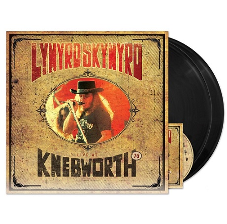 Live at Knebworth '76 - Lynyrd Skynyrd - Musik - EAGLE ROCK ENTERTAINMENT - 0602435570006 - 9/4-2021