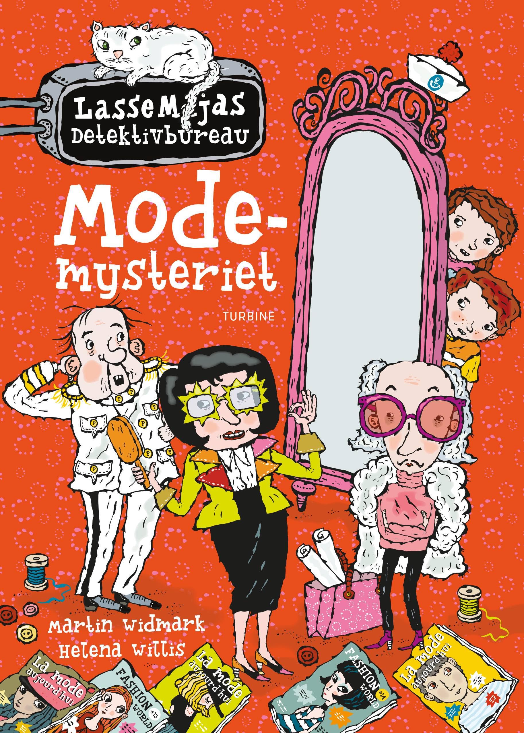 Modemysteriet - Martin Widmark - Bøger - Turbine - 9788740618006 - January 19, 2018