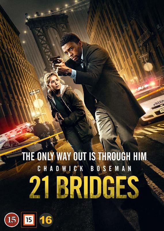 21 Bridges -  - Film -  - 5706169003009 - May 11, 2020