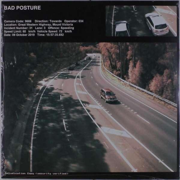 Bad Posture - Shady Nasty - Musik - ALTERNATIVE - 0044003217010 - 21/2-2020