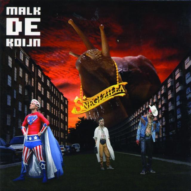 Sneglzilla - Malk De Koijn - Musik - GENLYD 2000 - 0194397929010 - May 14, 2021