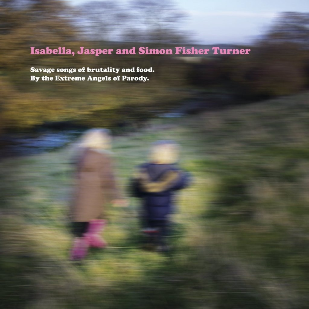 Savage Songs Of Brutality And Food. - Jasper And Simone Fisher Turner Isabella - Musik - SOLEILMOON - 0753907789010 - September 11, 2020