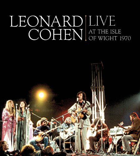 Live At The Isle Of.. - Leonard Cohen - Musik - COLUMBIA - 0886975707010 - 24/11-2017