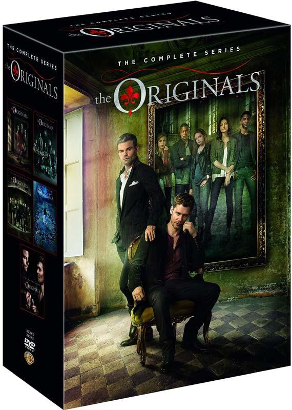 The Originals Season 1-5 -  - Film - WARNER BROS - 5051892213011 - 15/10-2018