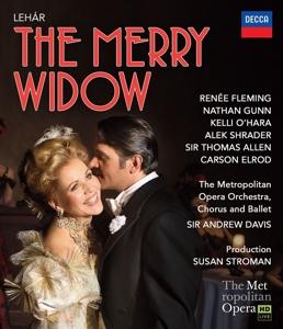 Merry Widow - F. Lehar - Film - DECCA - 0044007439012 - 12/11-2015