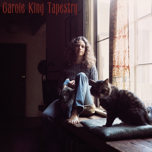 Tapestry - Carole King - Musik - EPIC - 0194398407012 - 26/2-2021