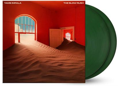 The Slow Rush - Tame Impala - Musik - CAROLINE - 0602508460012 - 14/2-2020