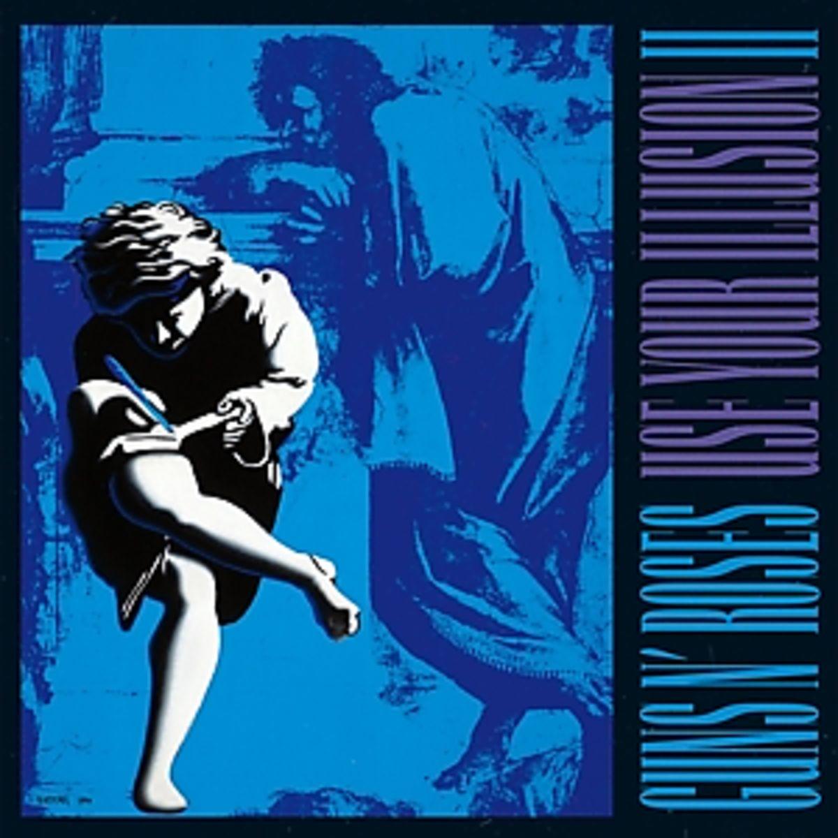 Use Your Illusion 2 - Guns 'N' Roses - Musik - GEFFEN - 0720642442012 - October 13, 2008