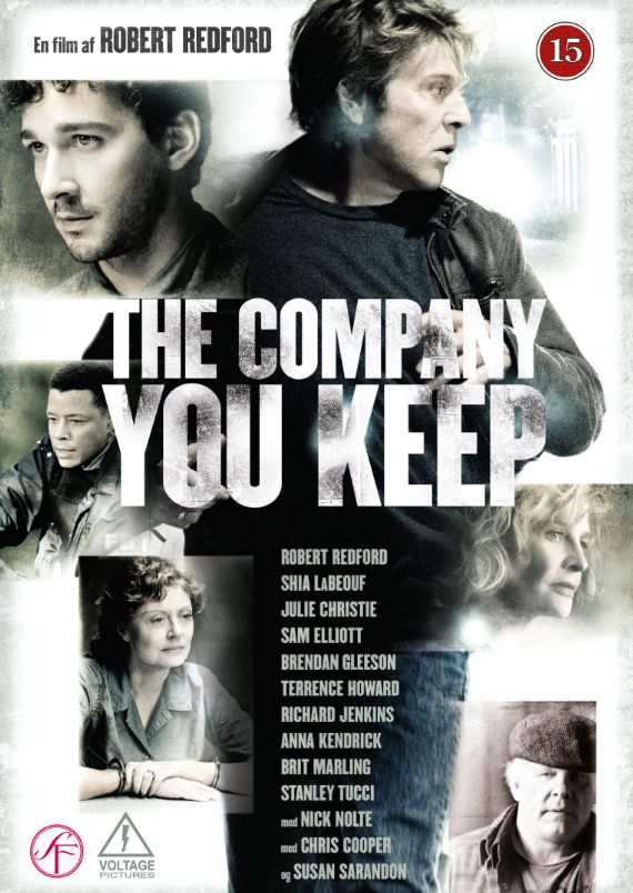 The Company You Keep - Film - Film -  - 5706710218012 - 18/7-2013