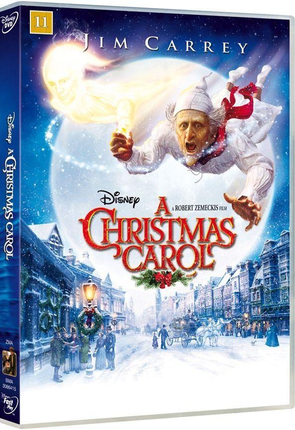 A Christmas Carol - Film - Film -  - 8717418256012 - 9/11-2010